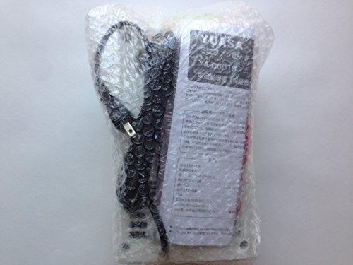 ユアサ ミニファンヒーター(ホワイト)【暖房器具】YUASA YA-D601S-WH