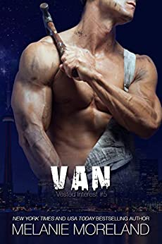 Van: Vested Interest #5 by [Moreland, Melanie]