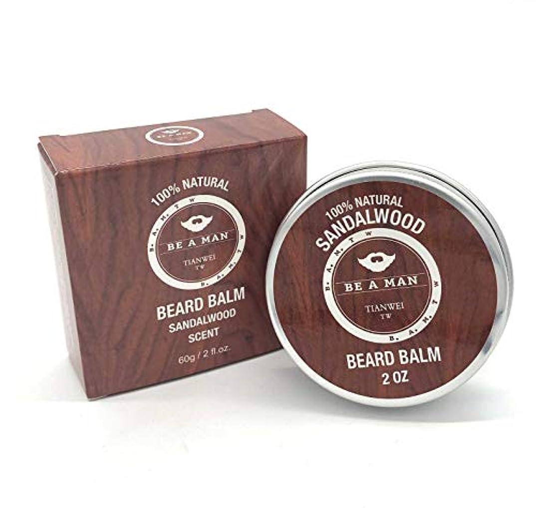 可能性陽気なお手入れACHICOO 60g口ひげワックススタイリング蜜蝋モイスチャライジングスムージング紳士Bearのケア天然Bear香油