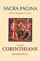 Second Corinthians (Sacra Pagina Series)