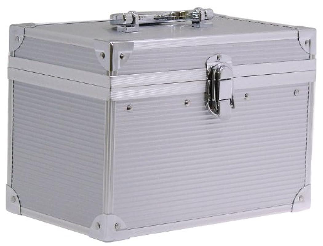 反逆ミッション銀本物の質感 アルミ横型BOX
