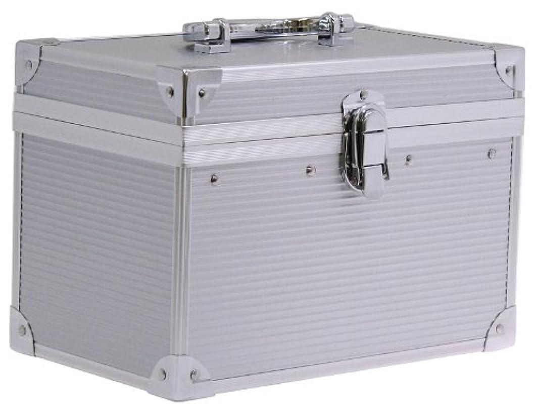 安らぎテーブル項目本物の質感 アルミ横型BOX