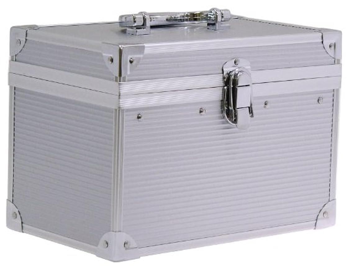 政権アイデア焦がす本物の質感 アルミ横型BOX