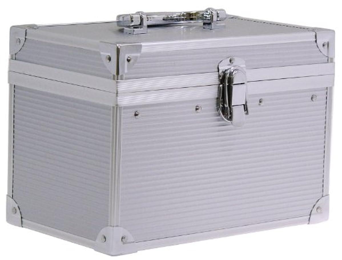 圧倒する放出革命的本物の質感 アルミ横型BOX