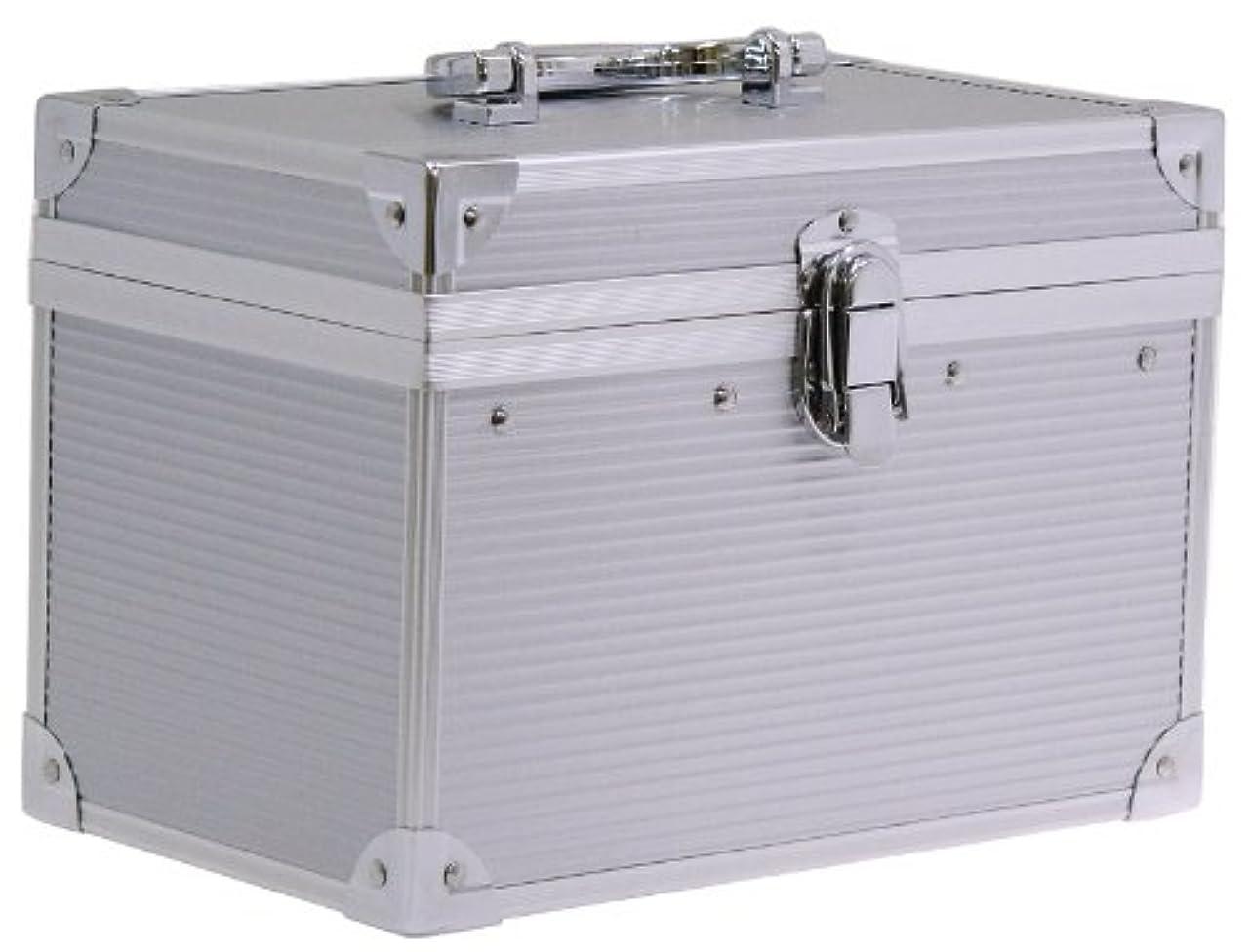 鎮静剤ロゴ混沌本物の質感 アルミ横型BOX