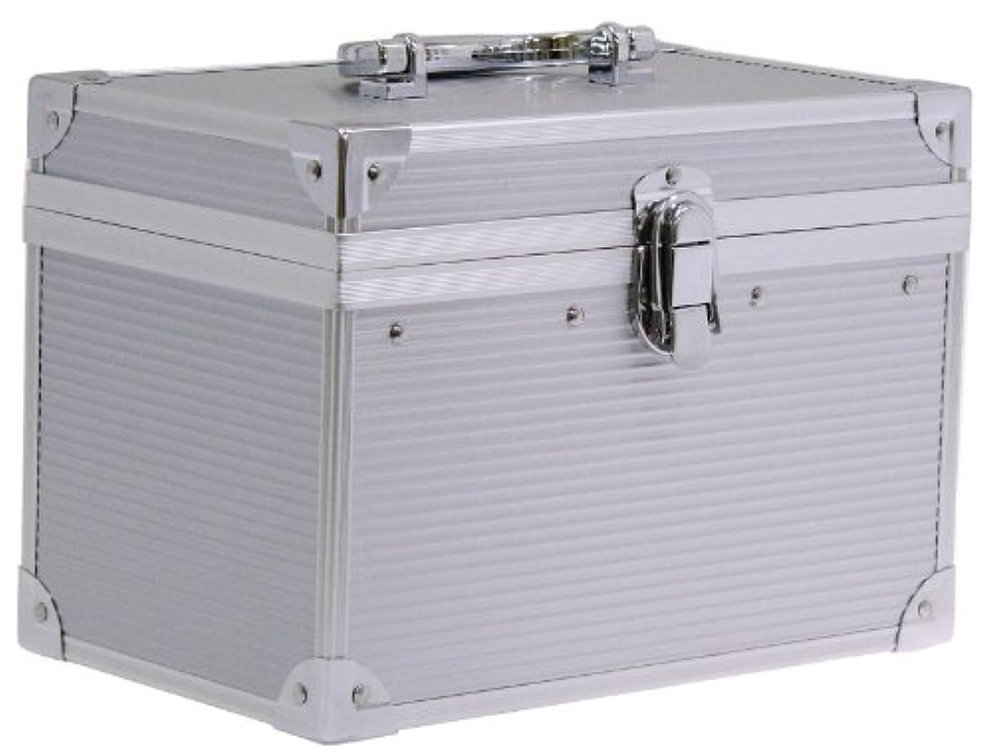 伸ばす優遇事実本物の質感 アルミ横型BOX