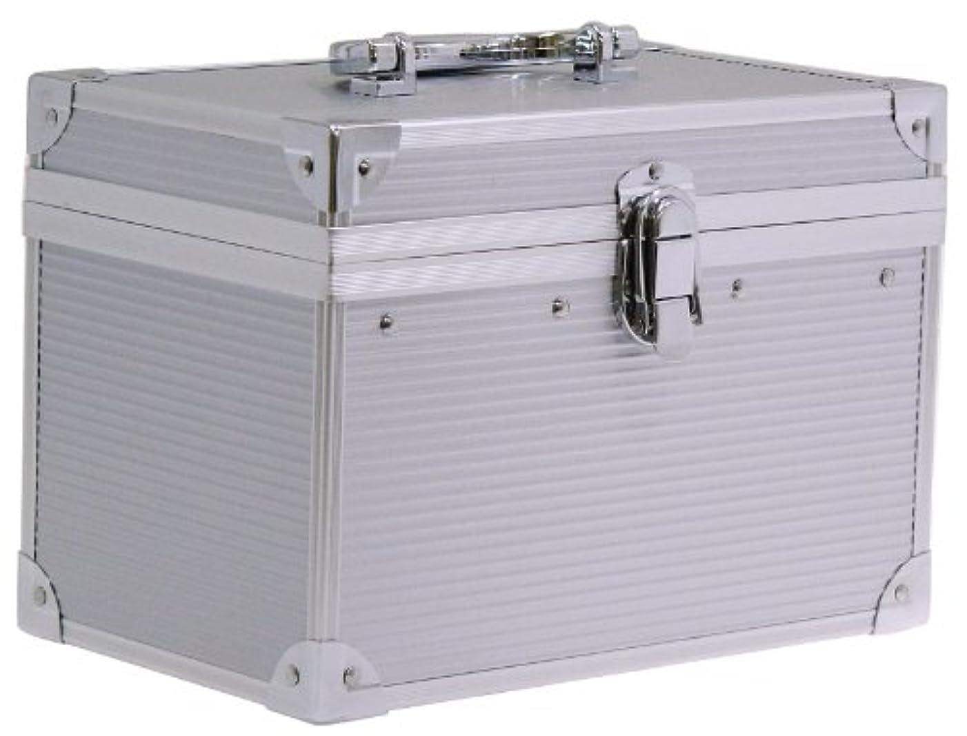 見習いジャニスパニック本物の質感 アルミ横型BOX