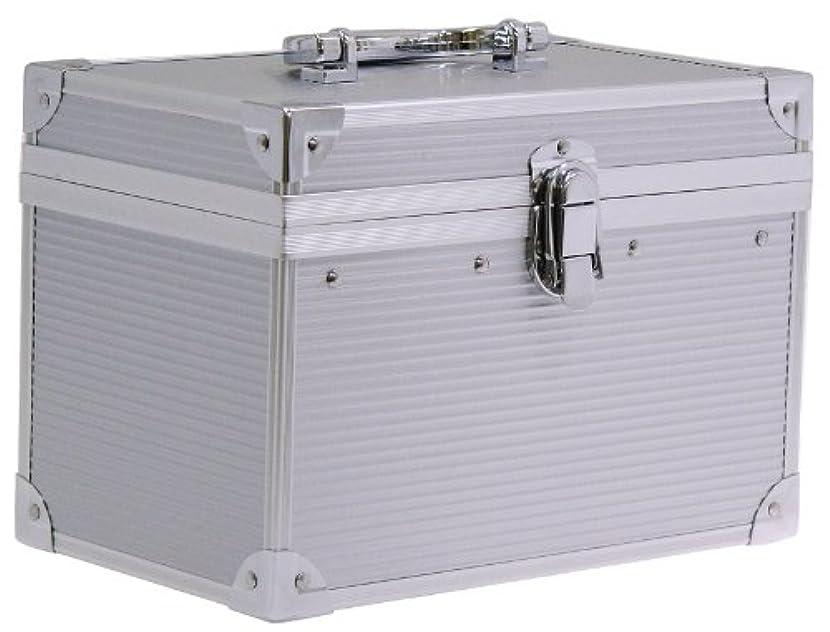 根拠インチ能力本物の質感 アルミ横型BOX