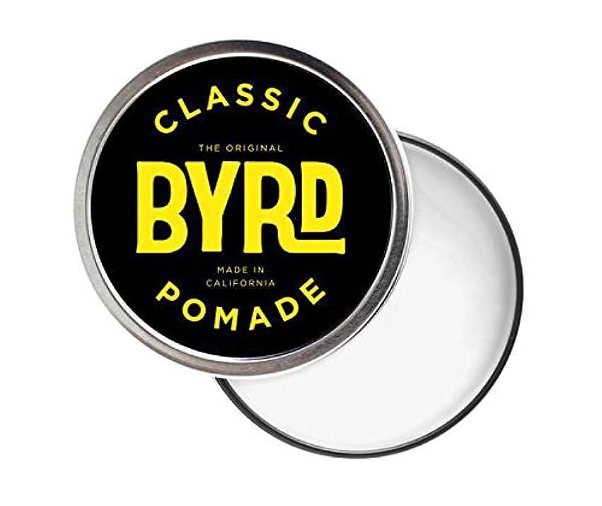 維持する気取らないイタリアのBYRD(バード) クラシックポマード 42g
