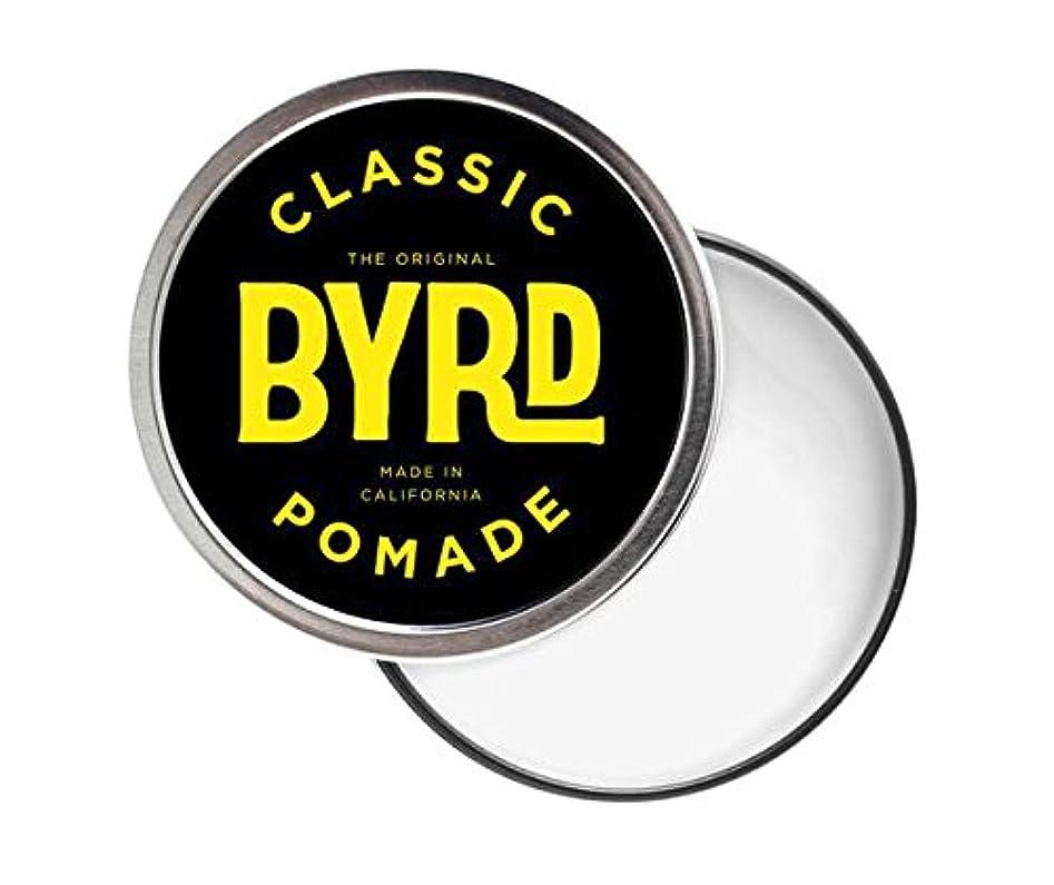 足発明する磨かれたBYRD(バード) クラシックポマード 42g