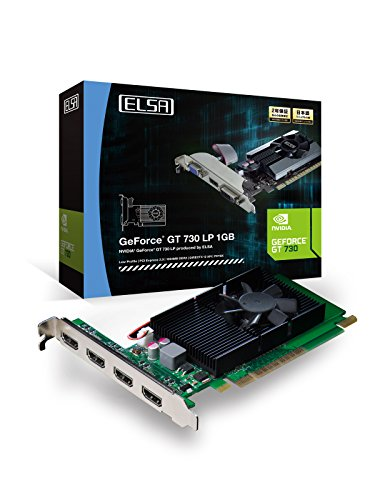 ELSA GEFORCE GT 730 1GB QD