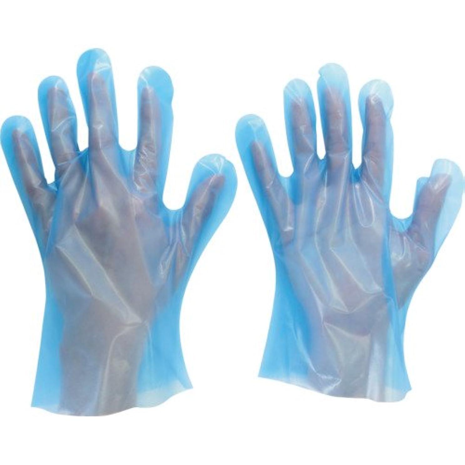 納得させる健康的情熱ミドリ安全 ポリエチレンディスポ手袋 ベルテ585 100枚 袋入 L(入数:100枚) VERTE-585-L