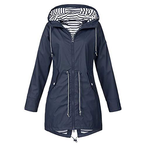 女性のジャケット、三番目の店 ソリッド レインジャケット ア...