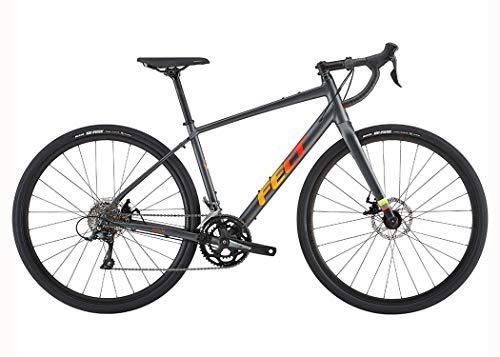 FELT(フェルト) BROAM (ブローム) 60 (Claris 2×8s) グラベルロードバイク [マットオブシディアン 540] 9997270