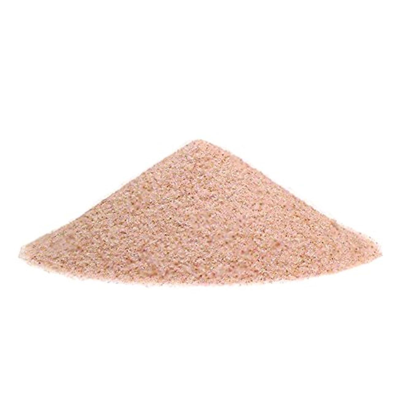 カウンタ経済アルカトラズ島増量中!ヒマラヤ岩塩 ピンクソルト 入浴用 バスソルト(微粒パウダー) ピンク岩塩 (1kg+増量250g)