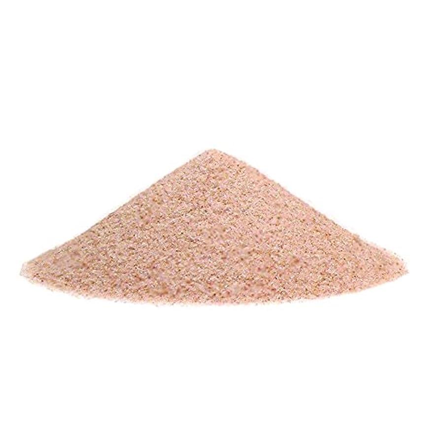無数の頻繁に配分ヒマラヤ岩塩 ピンクソルト 入浴用 バスソルト(微粒パウダー)2kg ピンク岩塩