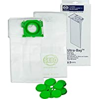 Sebo X/C/370 Upright Vacuum Cleaner Bags Part 5093AM by Sebo