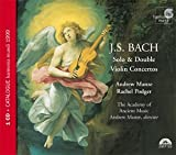 J.S.Bach: Solo & Double Violin Concertos 画像