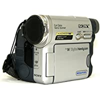 SONY ソニー DCR-TRV33K デジタルビデオカメラレコーダー ハンディカム ミニDV SUPER NIGHTSHOT機能