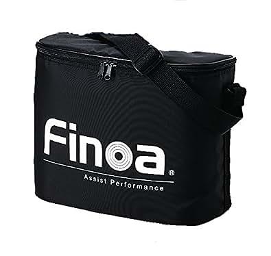 Finoa(フィノア) トレーナーズバッグ ブラック 949