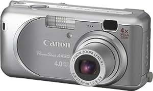 Canon デジタルカメラ PowerShot A430