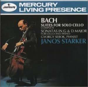 バッハ:無伴奏チェロ組曲(全6