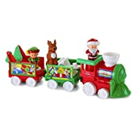 Fisher-price Little People Musical Christmas Train 2013 by Little People