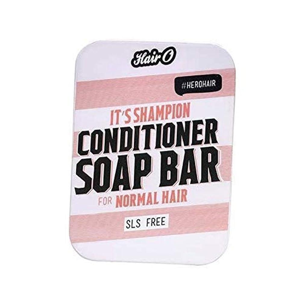 施設パウダーベアリング[Hair O ] それのShampionコンディショナーソープバー100グラムO毛 - Hair O It's Shampion Conditioner Soap Bar 100g [並行輸入品]