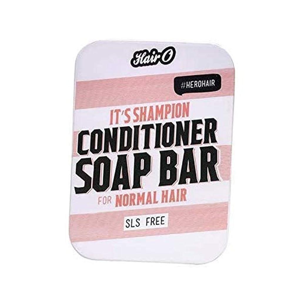 テナント自分自身真実[Hair O ] それのShampionコンディショナーソープバー100グラムO毛 - Hair O It's Shampion Conditioner Soap Bar 100g [並行輸入品]