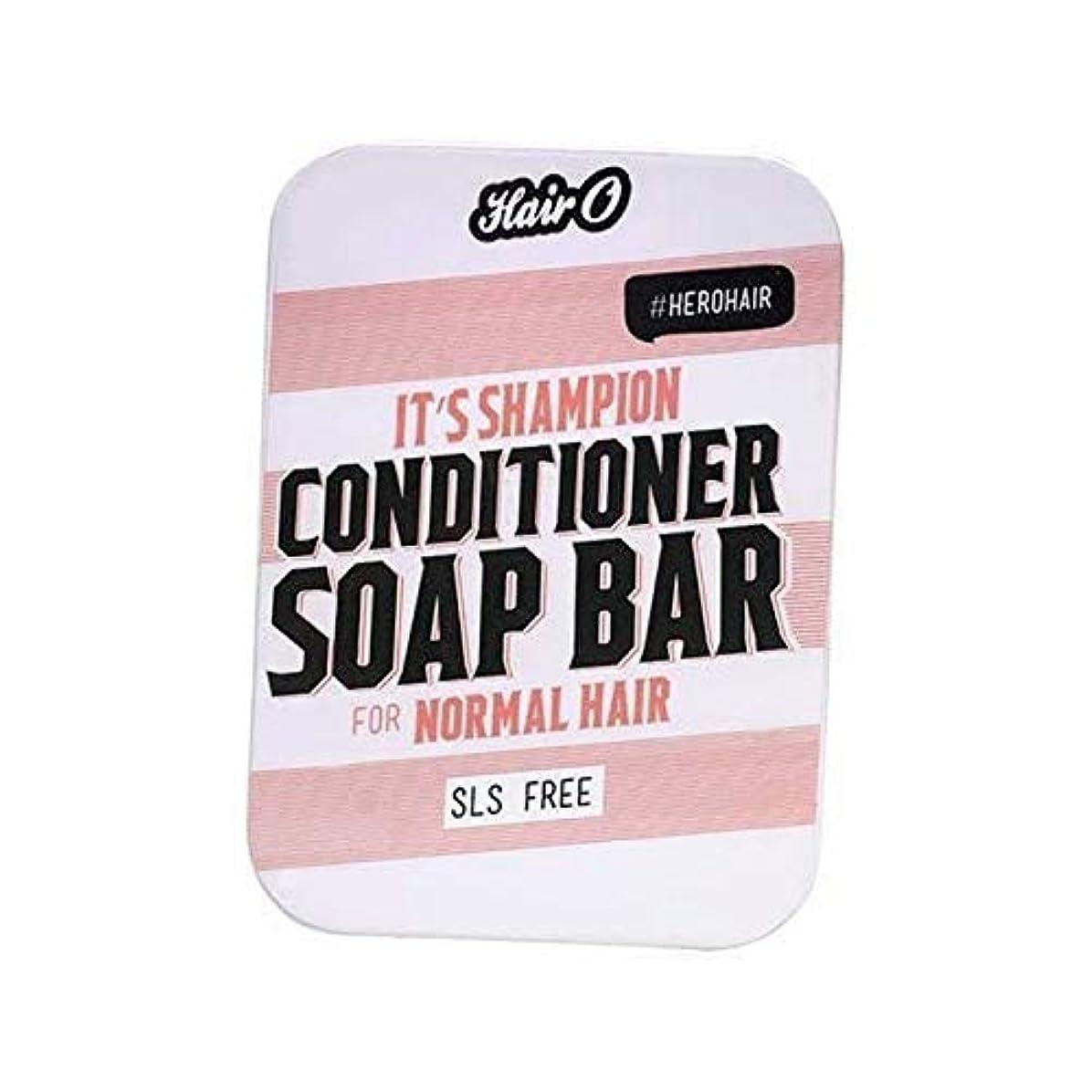 田舎者時系列基礎[Hair O ] それのShampionコンディショナーソープバー100グラムO毛 - Hair O It's Shampion Conditioner Soap Bar 100g [並行輸入品]
