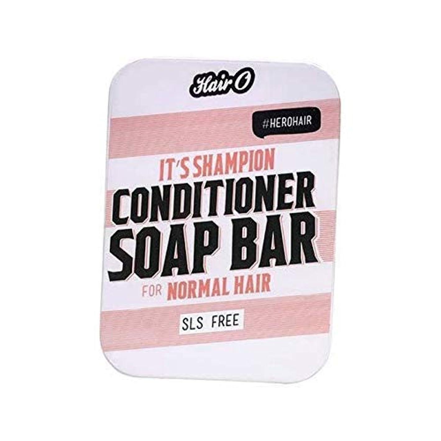 引き受ける判決カストディアン[Hair O ] それのShampionコンディショナーソープバー100グラムO毛 - Hair O It's Shampion Conditioner Soap Bar 100g [並行輸入品]