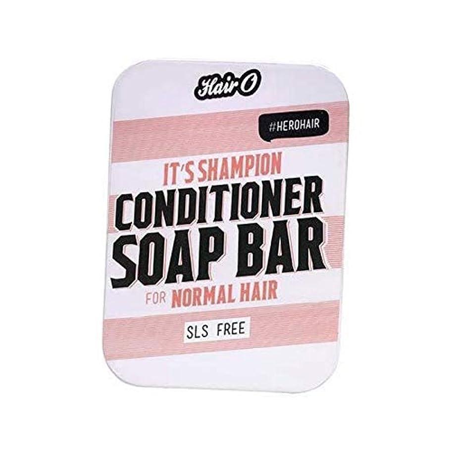 時間厳守バケット精巧な[Hair O ] それのShampionコンディショナーソープバー100グラムO毛 - Hair O It's Shampion Conditioner Soap Bar 100g [並行輸入品]
