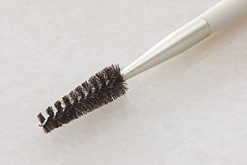 美容師柔らかさ帰る化粧ブラシ マスカラブラシ 日本製