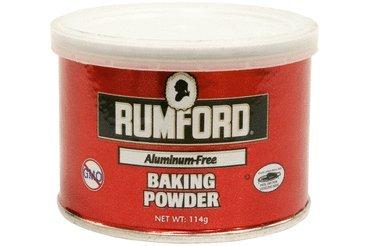 ラムフォード ベーキングパウダー アルミニウムフリー 114g  ※5個セット