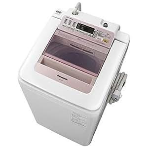 パナソニック 7.0kg 全自動洗濯機 ピンクPanasonic エコナビ 即効泡洗浄 NA-FA70H2-P