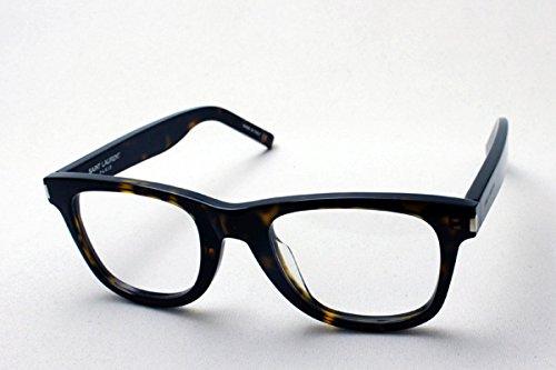 【国内正規品】 SAINT LAURENT PARIS サンローラン パリ メガネ SL50F 002