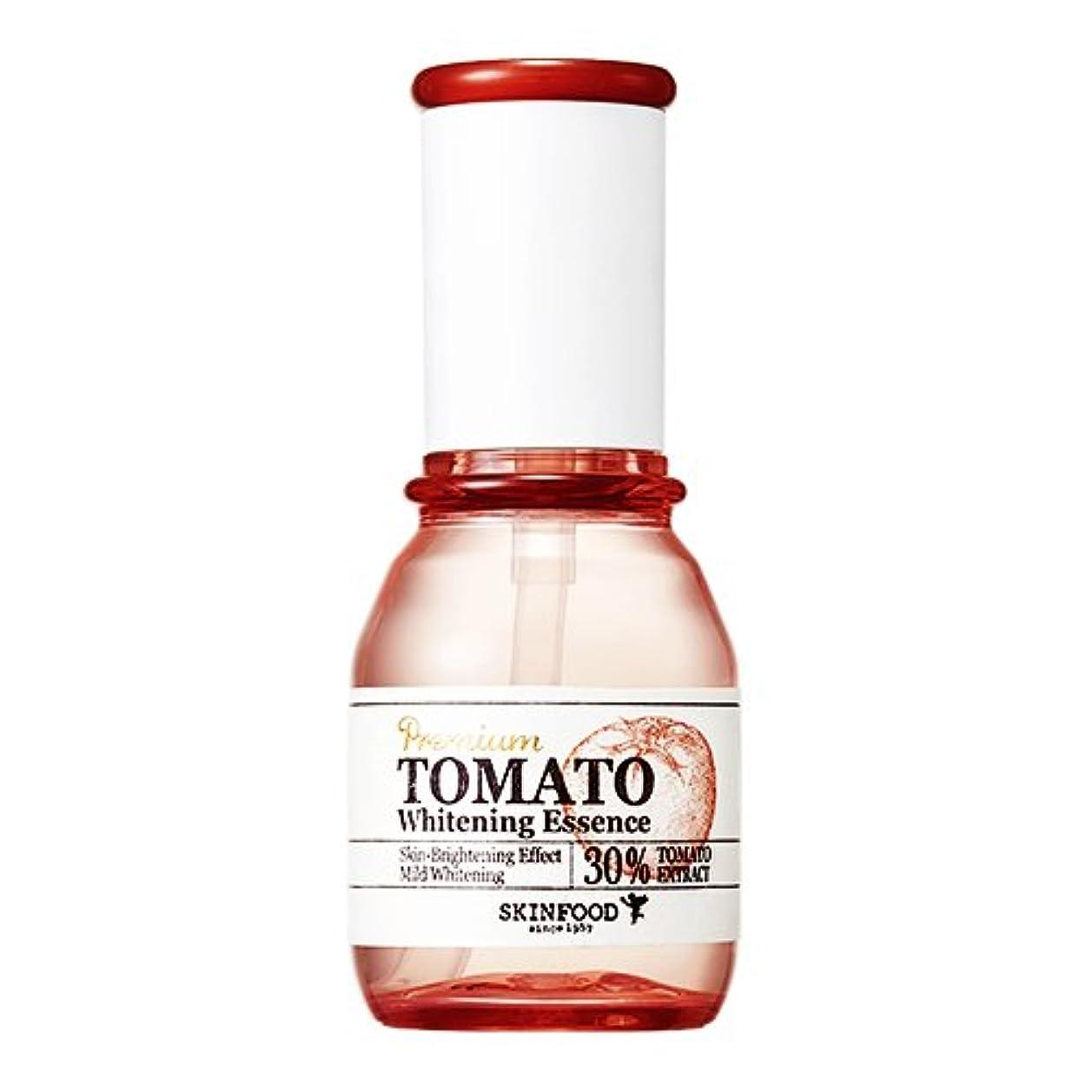 キャンディー保証金適応[スキンフード] SKINFOOD プレミアムトマトホワイトニングエッセンス Premium Tomato Whitening Essence (海外直送品) [並行輸入品]