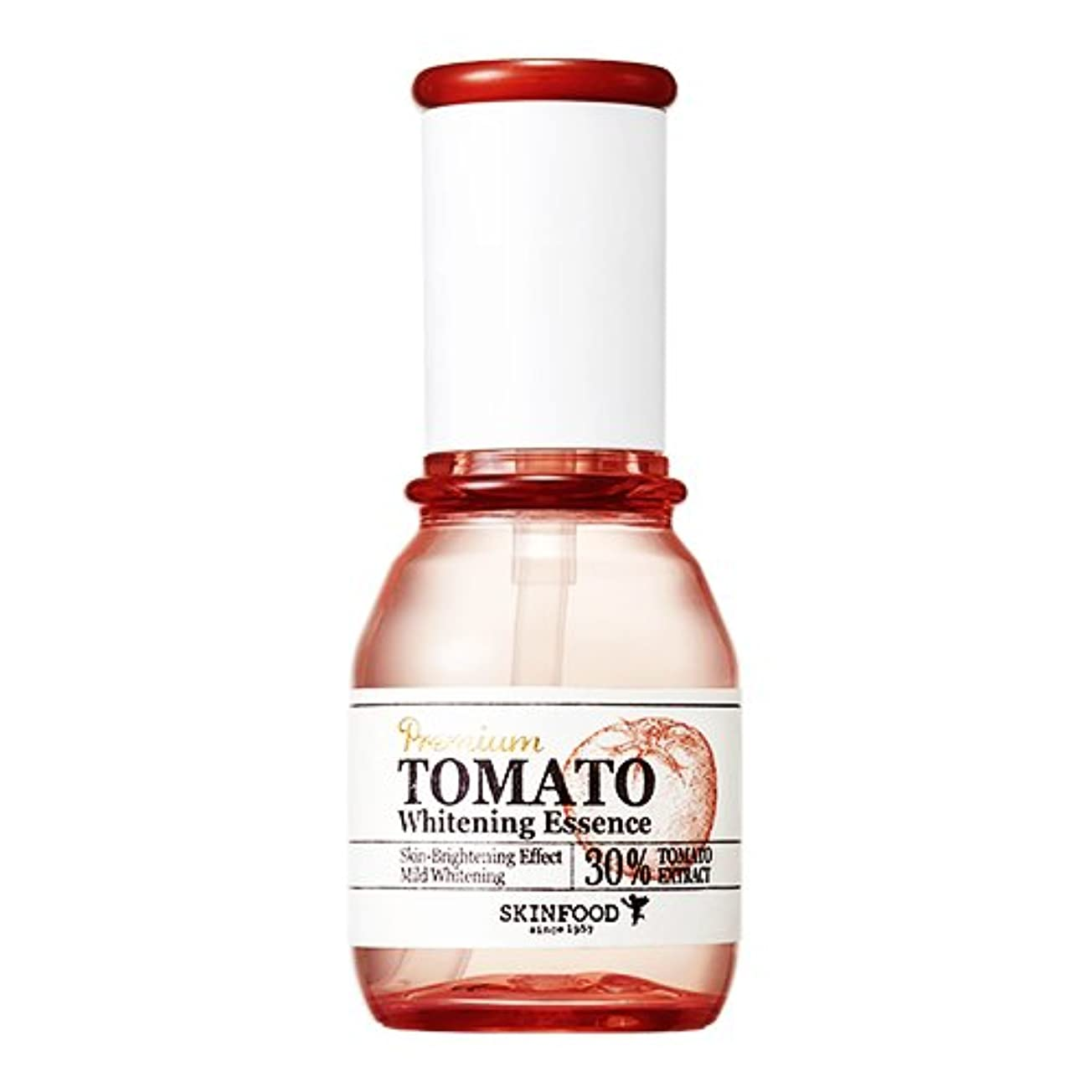アプトかるベジタリアン[スキンフード] SKINFOOD プレミアムトマトホワイトニングエッセンス Premium Tomato Whitening Essence (海外直送品) [並行輸入品]