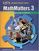 Glencoe Mathmatters: Cs 3, An Integrated Program
