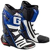 GAERNE(ガエルネ) レーシングシューズ GP-1 / ジーピーワン ブルー 25.0cm 【総輸入元:ジャペックス】