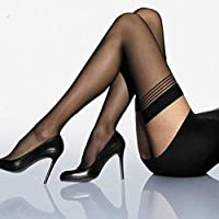 Women's Stockings 3 Pieces Kneehigh Socks High Stockings Sexy Breathable Stockings Stripes 5D Cosplay JK Sstyle Ladies
