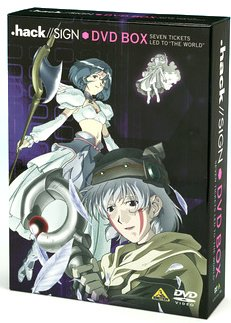 .hack//SIGN  DVD-BOX