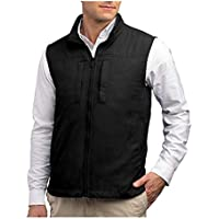 SCOTTeVEST Men's Featherweight Vest - 16 Pockets - Travel Clothing