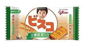 江崎グリコ ビスコ ミニパック 小麦胚芽入り 5枚×20個