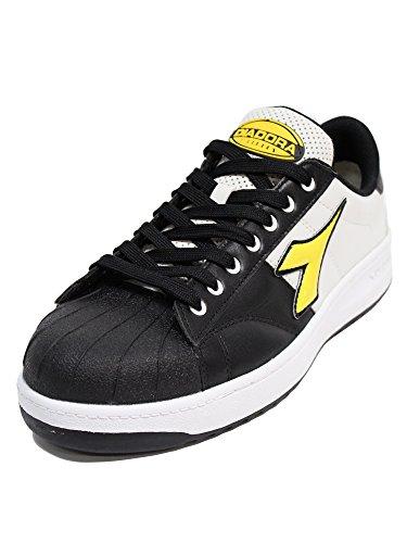 ディアドラ デイアドラ作業靴 黒/黄/白 26.0cm KW...