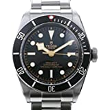 チュードル ヘリテージ ブラックベイ 79230N ブラック文字盤 メンズ 腕時計 新品 [並行輸入品]