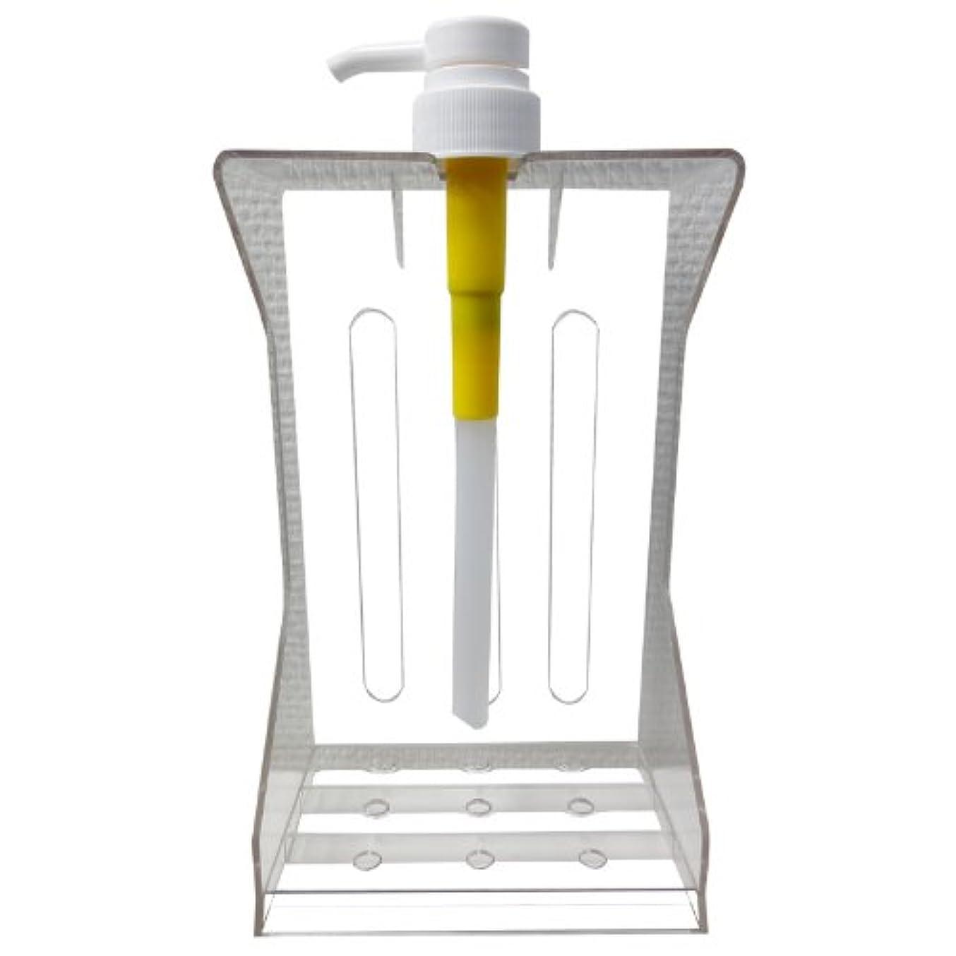 拡大する応答診断するナプラ インプライム プレミアリペア 1 / 3 専用スタンド台&ポンプセット