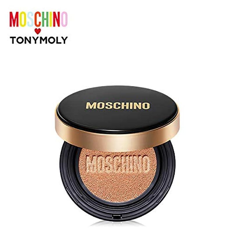 安定しました歩行者著者トニーモリー [モスキーノ] ゴールドエディション シック スキン クッション 15g TONYMOLY [MOSCHINO Edition] Gold Edition Chic Skin Cushion #02 CHIC...