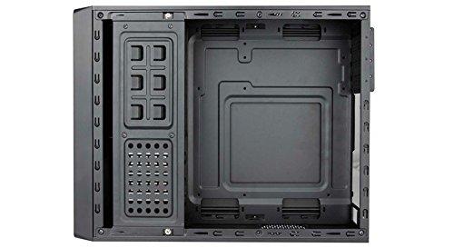 KEIAN PCケース 300W電源搭載 Micro ATX / ITXケース ブラック KT-MB103