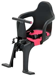OGK フロント子供のせ FBC-003S2 ブラック/ピンク
